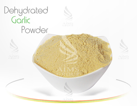 How to Make Dehydrated garlic Powder at Home | Business | Scoop.it