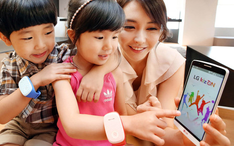 LG Introduces House Arrest Wristbands For Small Children | Innovations in e-Learning | Scoop.it