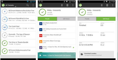 The 5 Best Torrent App for Android Smartphone and Tablet 2016 | Jazzy Look | Scoop.it