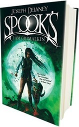 The Spooks Books by Joseph Delaney ~ Book 9:  I  Am Grimalkin | the spooks i am grimalkin | Scoop.it