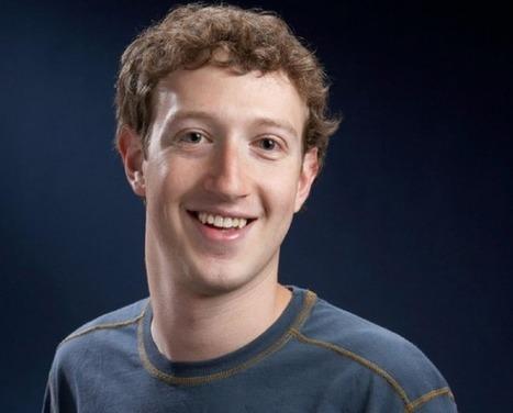 Facebook boss Zuckerberg makes whopping great ... - Digital Trends | Learn Tech | Scoop.it