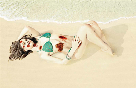 Sexy Zombies: The 2013 Zombie Bikini Calendar | Digital-News on Scoop.it today | Scoop.it
