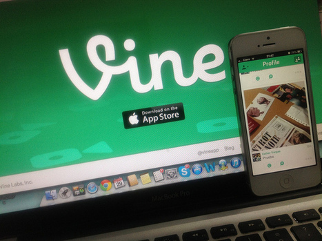 25 Things You Should Know About Vine | Social Media, SEO, Mobile, Digital Marketing | Scoop.it
