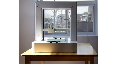 A new 3D printing machine | Additive Manufacturing News | Scoop.it