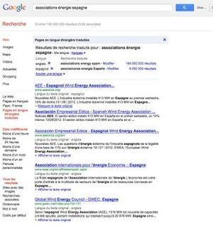Le blog de Recherche-eveillee.com: Quand et comment utiliser les Pages en langue étrangère traduites de Google | Curation, Veille et Outils | Scoop.it