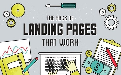 The ABCs of Landing Pages That Work [Infographic] | Real SEO | Scoop.it