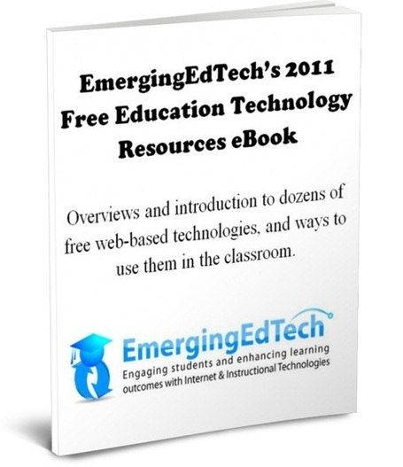 10 Internet Technologies Educators Should Be Informed About – 2011 Update | Emerging Education Technology | Educación flexible y abierta | Scoop.it