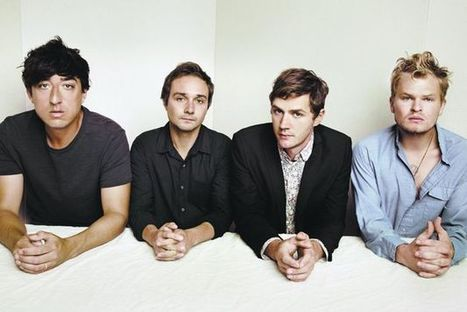 « Gun-shy » le nouveau clip de Grizzly Bear | Just Music | VideoClip | Scoop.it
