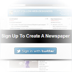 Get More Out Of Twitter With Your Own Personalized Real Time Newspaper | La cura dei contenuti informativi del web | Scoop.it