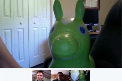 The technology behind Google+ Hangouts | Video Breakthroughs | Scoop.it