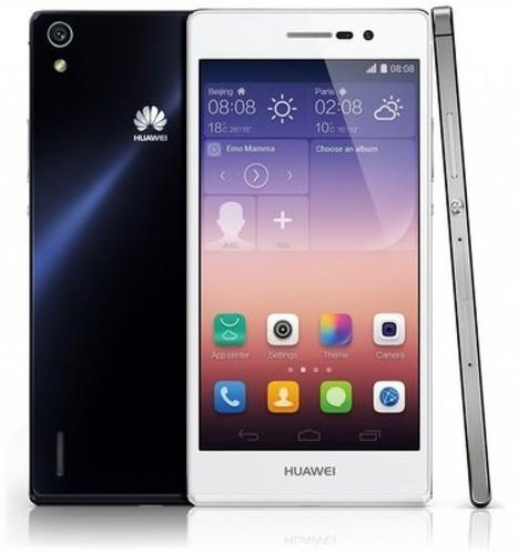 Huawei dévoile son Ascend P7   Geeks   Scoop.it
