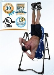Teeter Hang Ups EP-560 Inversion Table Review - Read Now | Inversion Table Reviews | Scoop.it