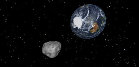 5 Reasons to Care About Friday's Asteroid Flyby | Science and Nature | Scoop.it