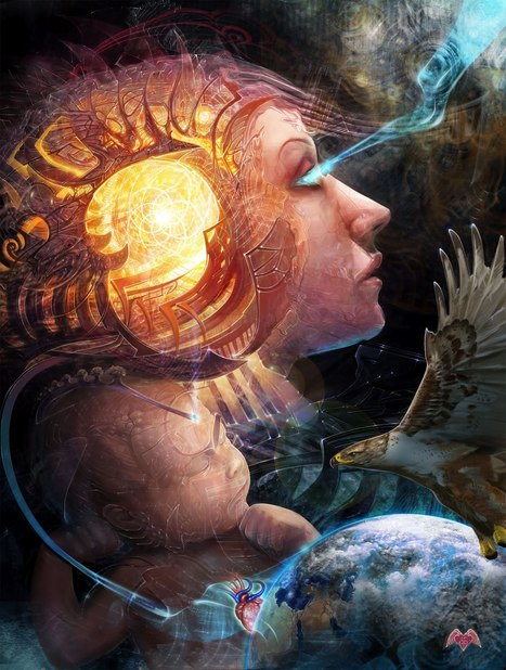 dreams allow the unconscious mind to solve problems | The Universal Energy Matrix | Scoop.it
