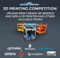 3D Printing Revolution Needs 3D Designers   3d-Poser & Daz   Scoop.it