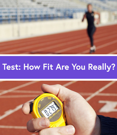 Test Your Strength: How Fit Are You Really? - Life by DailyBurn | Power :: Endurance :: Fitness | Scoop.it