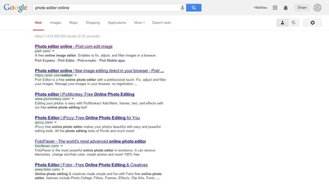 what is the position of my website on google? | KILUVU | Scoop.it