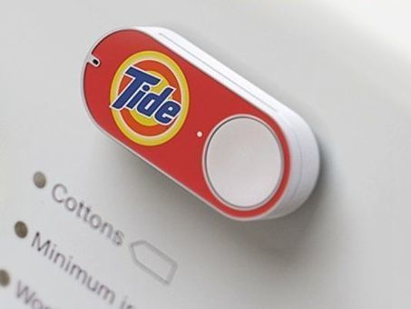 Amazon's Dash button--Not an April Fools' joke   Kickin' Kickers   Scoop.it