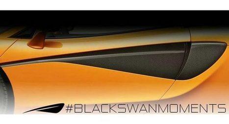 Première image de la future McLaren Sport Series - Caradisiac.com | Auto , mécaniques et sport automobiles | Scoop.it