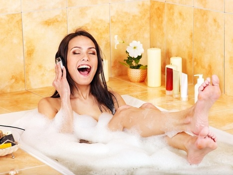 What Do You Listen to in the Bath? - Plumbworld News | Bathrooms | Scoop.it