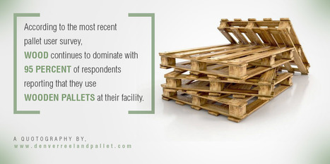 A Quotography on Wooden Pallets | Infographic Collection | Scoop.it