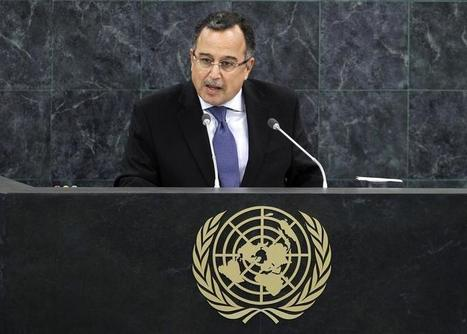 Egypt to look beyond US for arms: foreign minister | Egypt and Syria - Eric Thomas | Scoop.it
