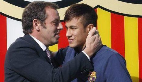 El Barça comunicó a la FIFA que el traspaso de Neymar costó 17,1 millones - DiarioFutbol | Futbol | Scoop.it