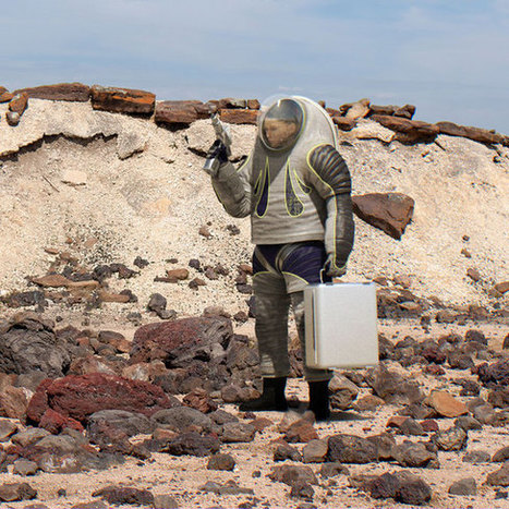 Astronauts Need Flexible Spacesuits for Mars | Space matters | Scoop.it