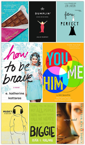"""Librarians Tackle Body Shaming via """"Size Acceptance in YA"""" Tumblr   Young Adult Novels   Scoop.it"""