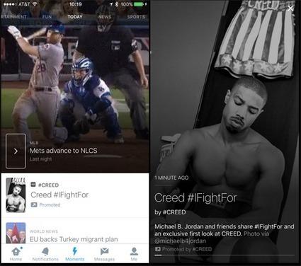Twitter teste les «Promoted Moments», un nouveau format de native advertising - Offremedia | Linkingbrand: Social Media | Scoop.it