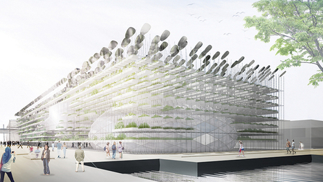 BCHO architects' proposal for the korean pavilion at the 2015 expo milan - designboom | architecture & design magazine | Expo2015 Milan and .. Italy | Scoop.it