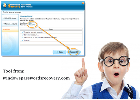 How to Unlock Laptop Password with Windows Password Recovery Tool Ultimate? | Forgot Windows 7 Password? | Scoop.it