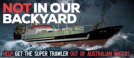 #KillingOceanLifeAlready! #Help get the #SuperTrawler #GeelongStar out of #AustralianWaters #PlsSign | Rescue our Ocean's & it's species from Man's Pollution! | Scoop.it