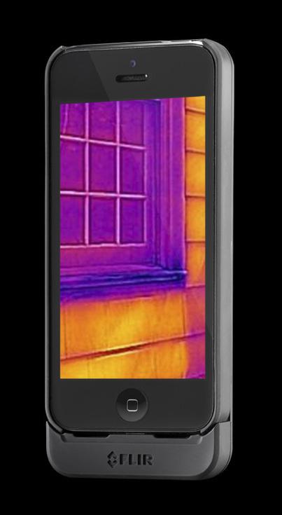 Flir One: Wärmebildkamera fürs iPhone | Web 2.0 | Scoop.it