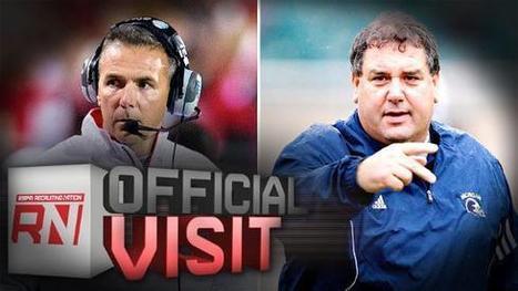 Tale of the tape: Michigan-Ohio State - ESPN (blog)   Ohio State Buckeyes Football   Scoop.it