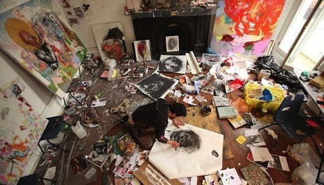 The Psychology Behind Messy Rooms: Why The Most Creative People Flourish In Clutter   Digital & Internet Marketing News   Scoop.it