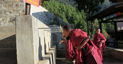 When cleanliness nears godliness in Bhutan | Lorraine's Human Well Being | Scoop.it