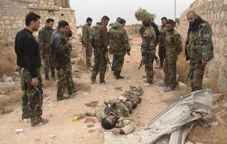SYRIE : Les USA auraient caché qu'un groupe de rebelles avait accès au gaz sarin | le systeme politique de la Syrie | Scoop.it