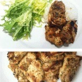 Grilled Chicken with Ginger & Cumin - I Spy With My Third Eye | Dirty Yoga | Scoop.it
