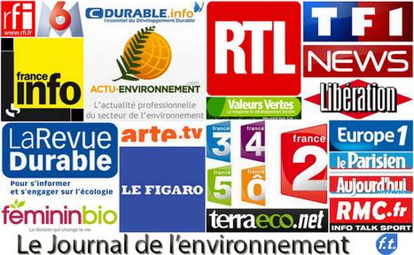 Journal de l'environnement: ces déchets qui nous entourent - Fréquence Terre | Au hasard | Scoop.it