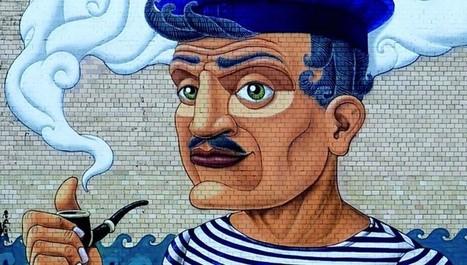 Kislow | Street Artist en Ukraine | Daily News | Scoop.it