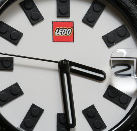 LEGO Watches For Adults: A Geeky Collection To Drool Over | Gadgets and Geekery | Scoop.it