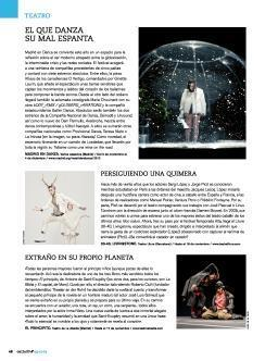 Calle 20 / Madrid en Danza | Festival Internacional Madrid en Danza 2012 | Scoop.it