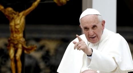 Fioretti du Pape François : « La joie ne naît pas de la possession du dernier smartphone »   Sujets Religieux   Scoop.it