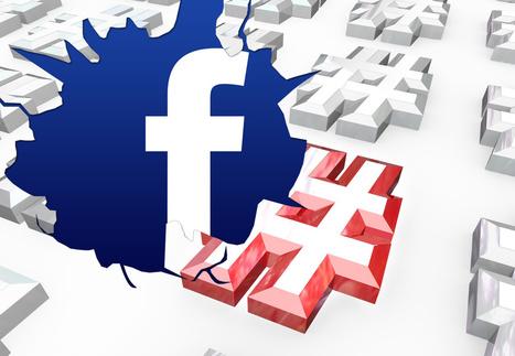 Gaat Facebook nu ook hashtags ondersteunen? | Twittermania | Co Create | Scoop.it