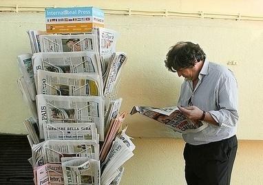 Presse : des chiffres et des pertes- Ecrans | Média et société | Scoop.it