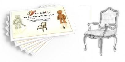 French Birdie Chair Mini Publication Tutorial   revit architecture   Scoop.it