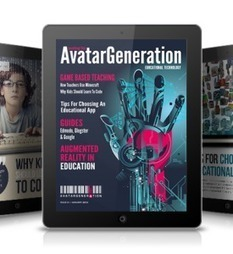 AvatarGeneration Launches EdTech IPad Magazine! | Trends in e-learning | Scoop.it