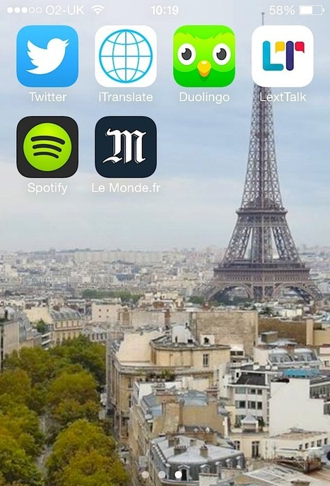 ihearteurope: 'App' your way to language | Languages 2.0: a treasure-trove | Scoop.it