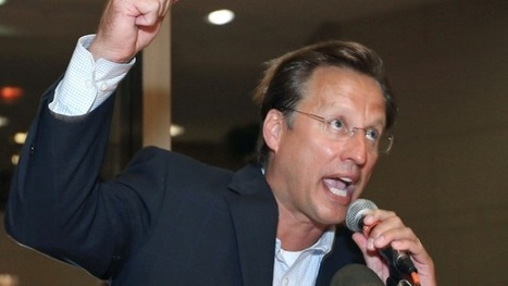 """David Brat, the libertarian who beat Eric Cantor, doesn't believe in the """"common"""" good 